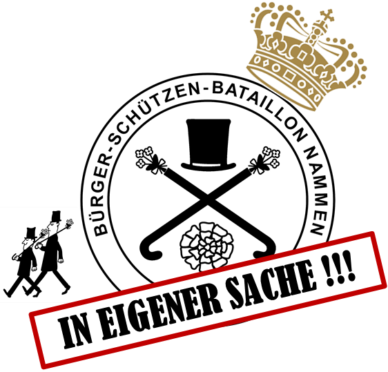 Auch 2021 kein Königsball & kein reguläres Schützenfest!